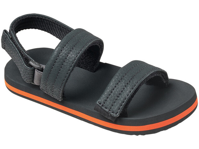 Reef Little Ahi Convertible Sandals Boys, grey/orange